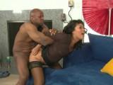 Vidéo porno mobile : Rough, tough, hard, that's all she loves!
